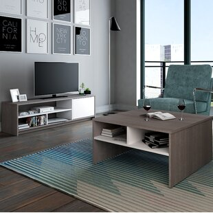 Compare prices Smit TV Stand for TVs up to 50 ByZipcode Design