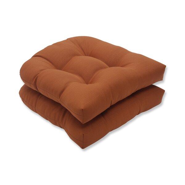 Zuma Indoor/Outdoor Seat Cushion (Set of 2)