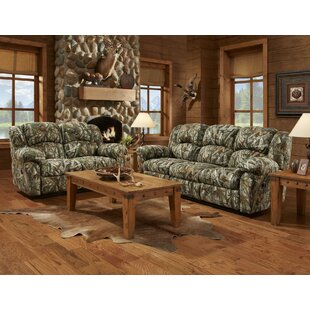 Nash Reclining Configurable Living Room Set Red Barrel Studio