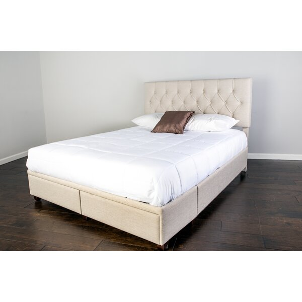 Ridpath Upholstered Storage Platform Bed by Charlton Home