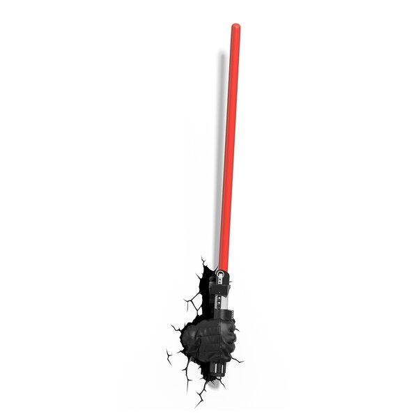 3D EP.7 Star Wars Darth Vader Saber Deco Night Light by 3D Light FX