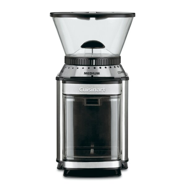Supreme Grind Automatic Electric Burr Coffee Grinder by Cuisinart
