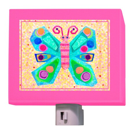 Jewel Butterfly Night Light by Oopsy Daisy
