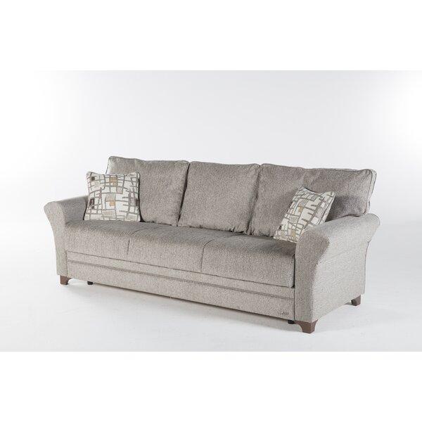 Youngquist 3 Seat Sleeper Sofa by Red Barrel Studio