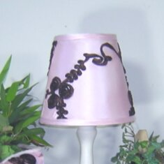 Chambord 8 Empire Lamp Shade by Blueberrie Kids