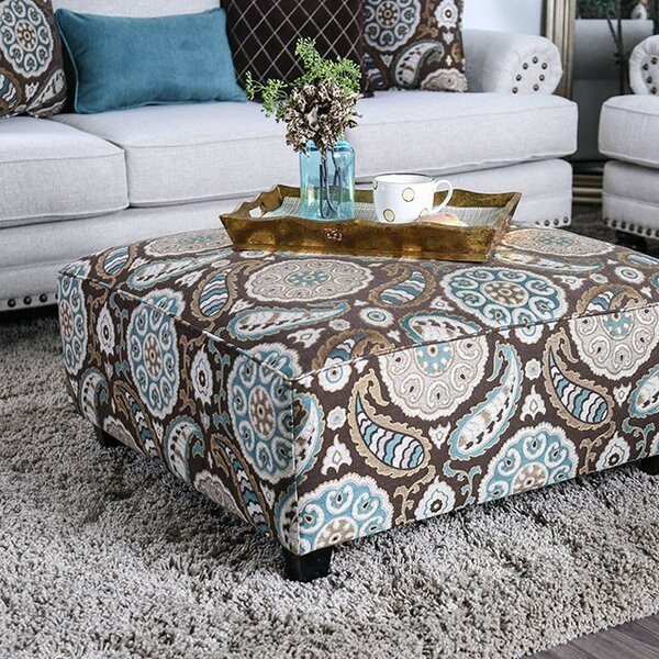 Harbor Ottoman by Darby Home Co