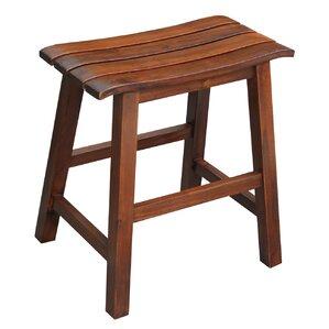 Slat Seat 18.25  Bar Stool  sc 1 st  Joss u0026 Main & Short Bar Stools u0026 Counter Stools | Joss u0026 Main islam-shia.org