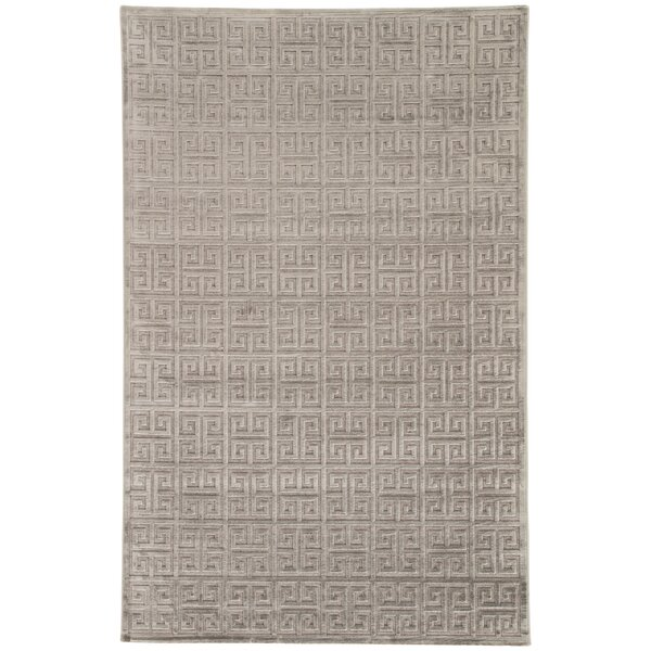 Edith Gray Area Rug by Fleur De Lis Living