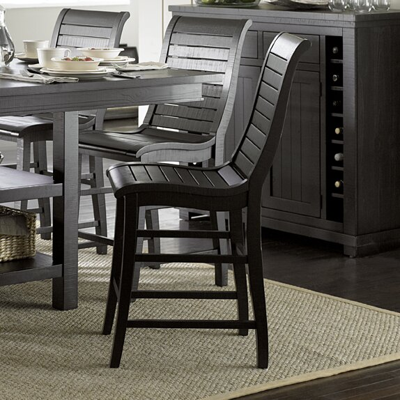 Midwest 24 Bar Stool (Set of 2) by Greyleigh