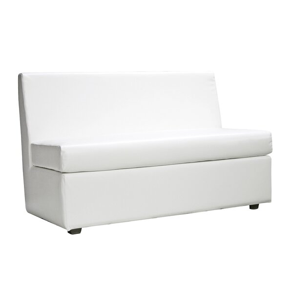Amato Slipper Loveseat by Latitude Run