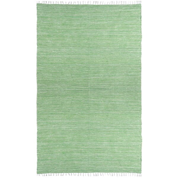 Bruges Green Area Rug by Bungalow Rose