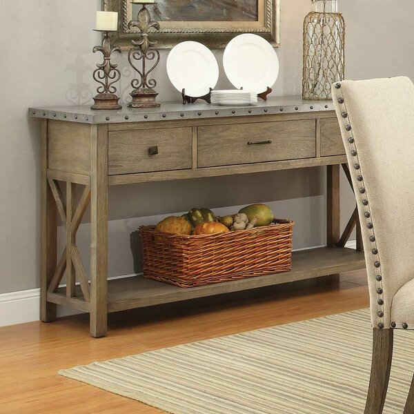 Webber Console Table by Wildon Home ®