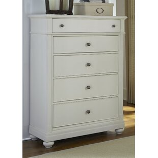 Saguenay 5 Drawer Chest By Lark Manor