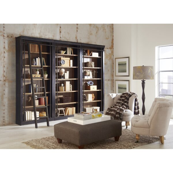 Emmaus Standard Bookcase by Gracie Oaks