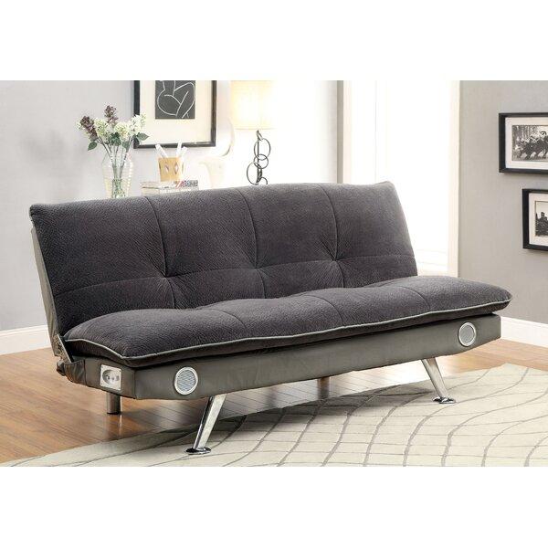 Cremshen Convertible Sofa by Hokku Designs