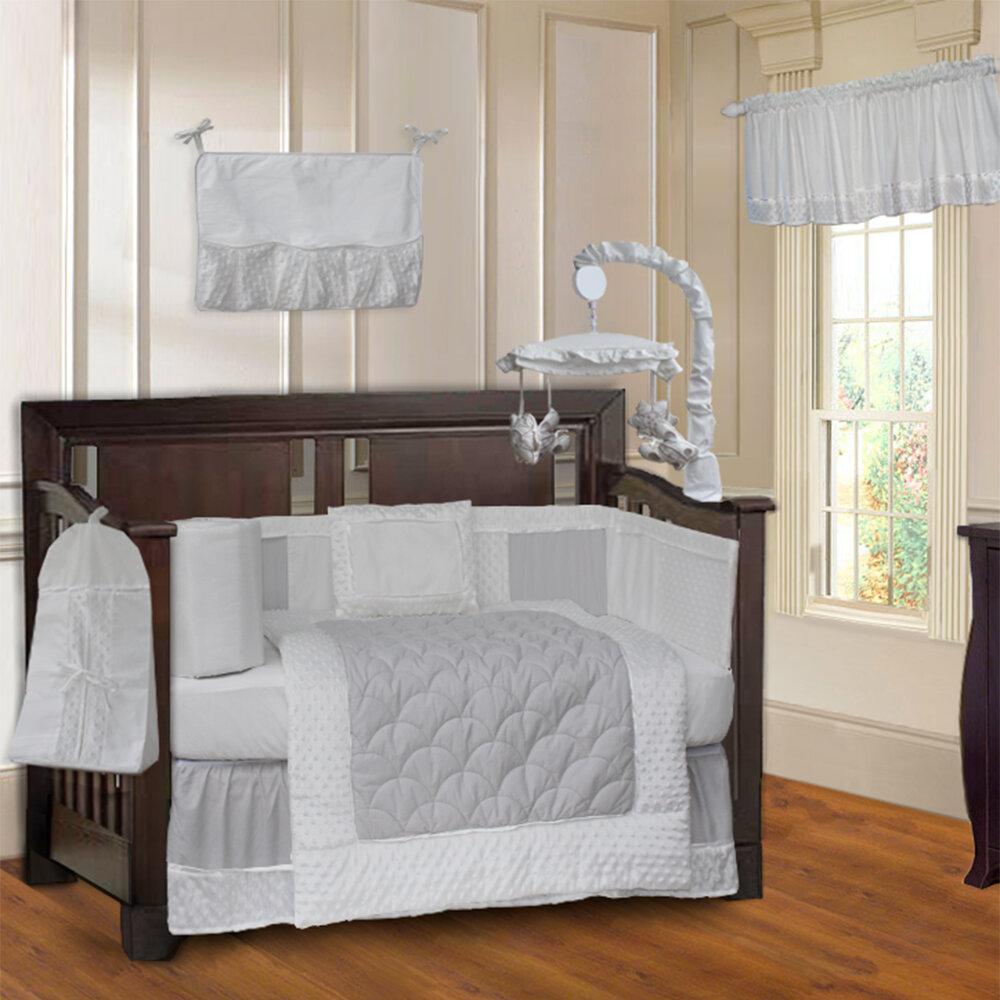424668ac030b Harriet Bee Sisco 10 Piece Crib Bedding Set   Reviews