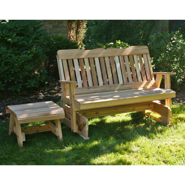 Tillison Cedar 2 Piece Sofa Seating Group by August Grove