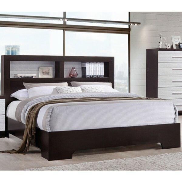 Hammoud Effortlessly Plain Wooden Standard Bed by Orren Ellis