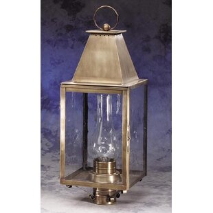 Shop for Patricio 1-Light Lantern Head By August Grove