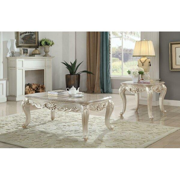 Lou Coffee Table By House Of Hampton
