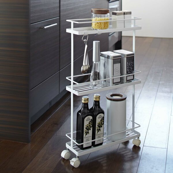 Espinal Kitchen Cart by Rebrilliant