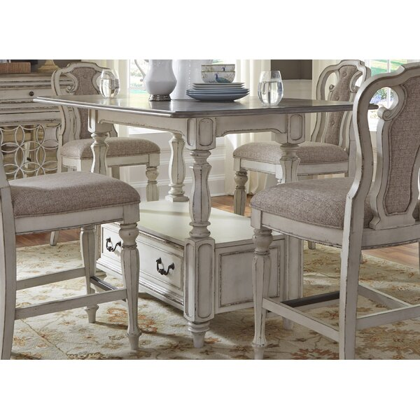 Tiphaine Dining Table Lark Manor LRKM6694