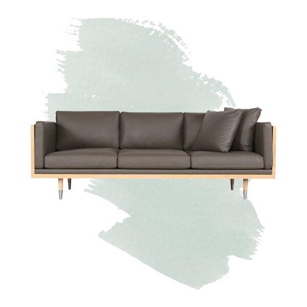Ledger Midcentury Genuine Leather 86.5