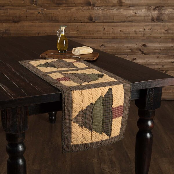 Neubauer Quilted Table Runner by Loon Peak