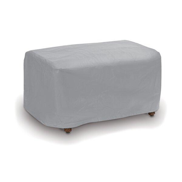 Box Cushion Ottoman Slipcover By Symple Stuff