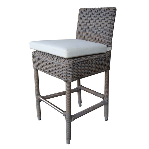 Boca 30 Bar Stool by Padmas Plantation