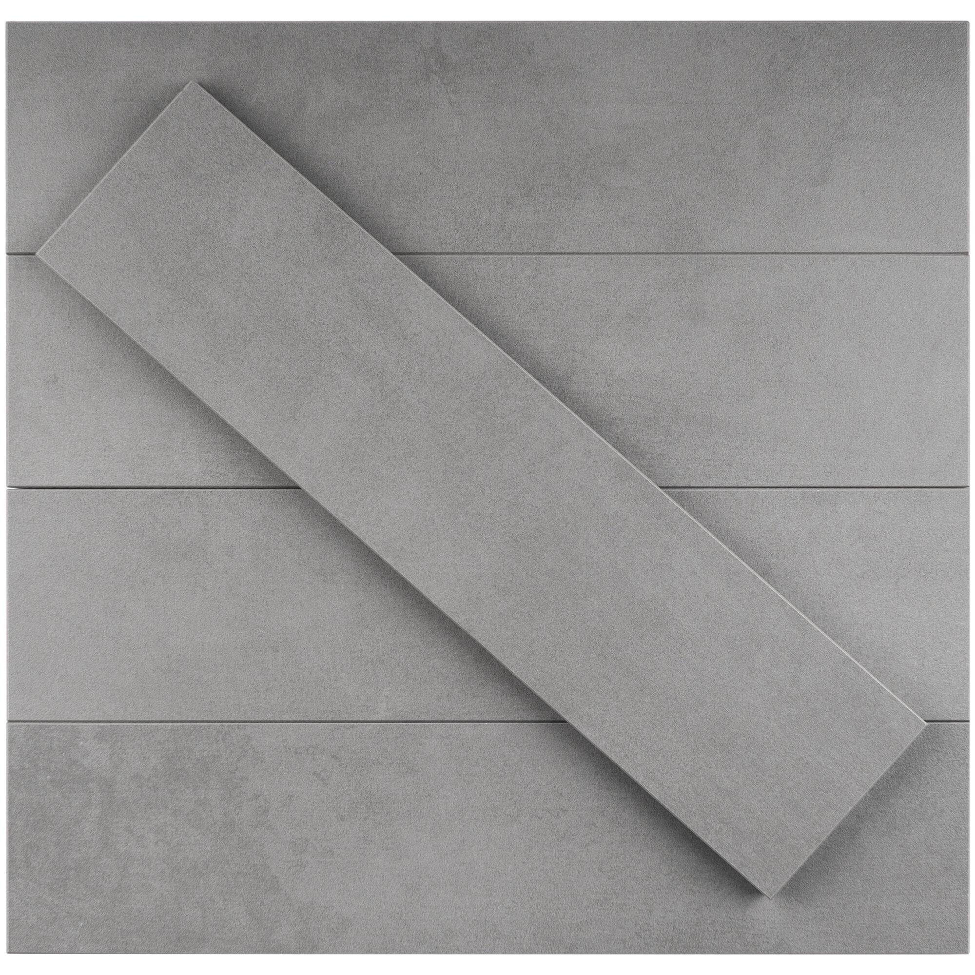 Supreme Tile Platino Le Leghe 3 X 12