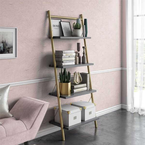 Nova Ladder Bookcase by CosmoLiving