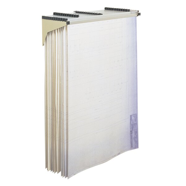 Safco Sheet File Drop Hanging Rack by Safco Products Company