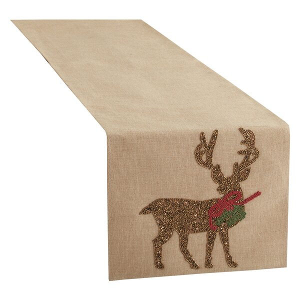 Bunton Deer Table Runner by Loon Peak