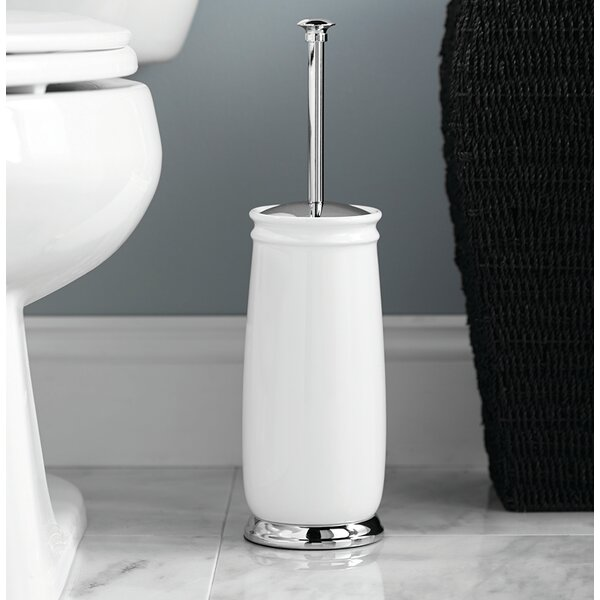Essence Freestanding Toilet Brush and Holder by R&K Bath