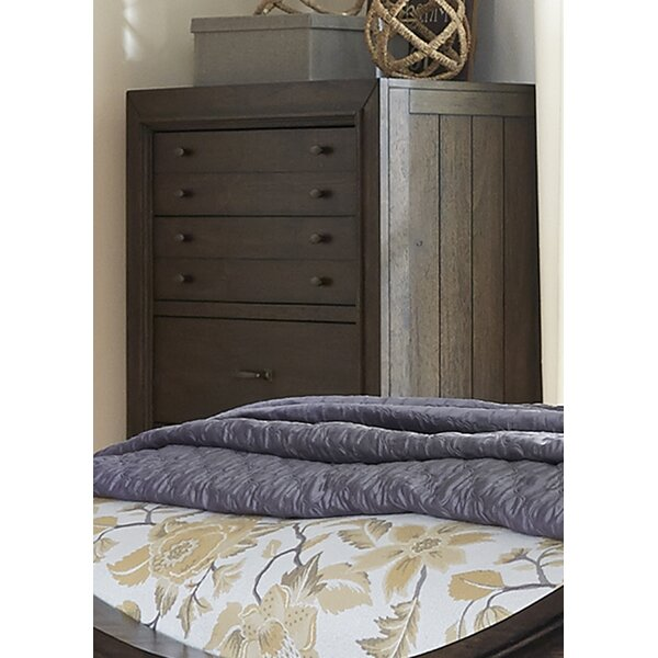 Maguire 5 Drawer Chest by Darby Home Co