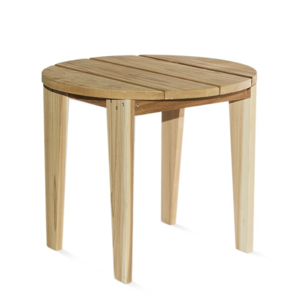 Cedar Muskoka Side Table by All Things Cedar