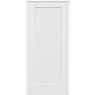 Stile And Rail Panel Mdf Prehung Interior Door