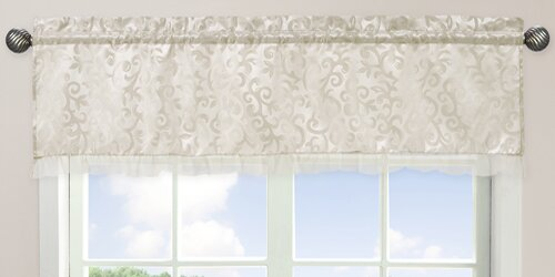 Victoria 54 Curtain Valance by Sweet Jojo Designs