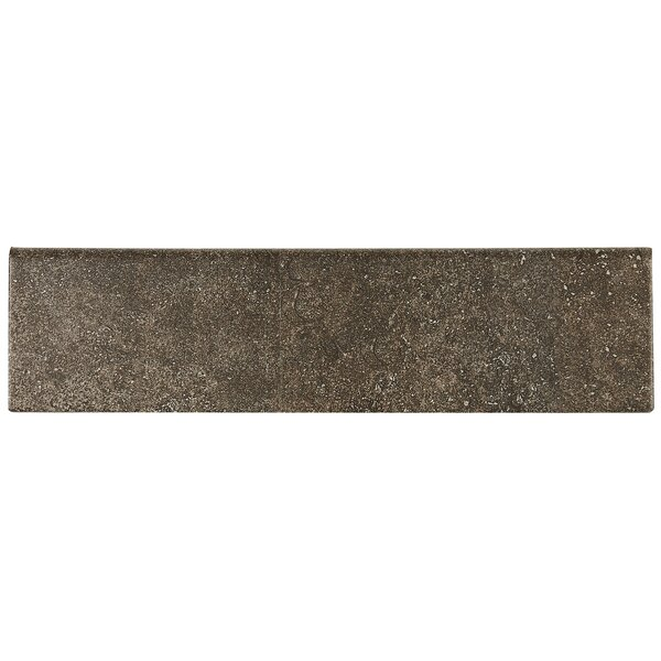 Avondale 12 x 3 Ceramic Bullnose Tile Trim in West