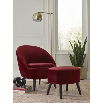 Elle Decor Armchair Ottoman Chairs