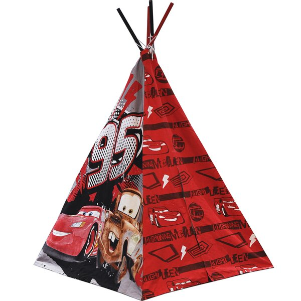 Disney Cars Play Teepee with Carrying Bag by Idea