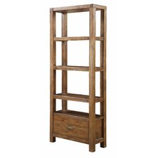 Lyons 85 Etagere Bookcase by Loon Peak