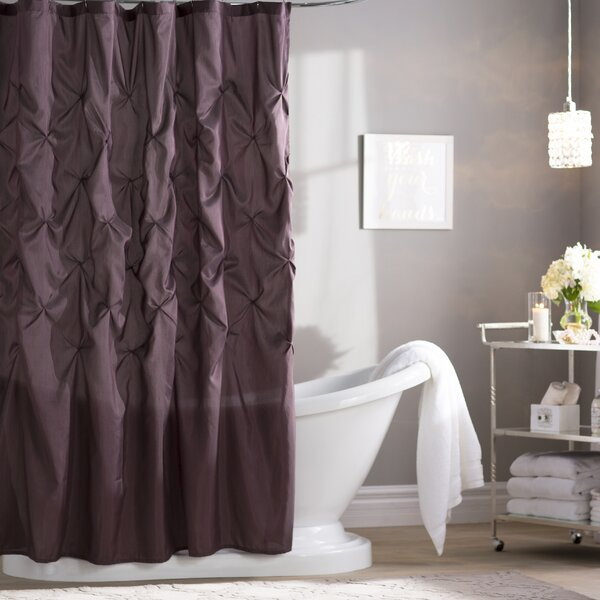 Benjamin Shower Curtain by Willa Arlo Interiors