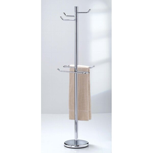 Robe Free Standing Towel Stand by Wildon Home ®