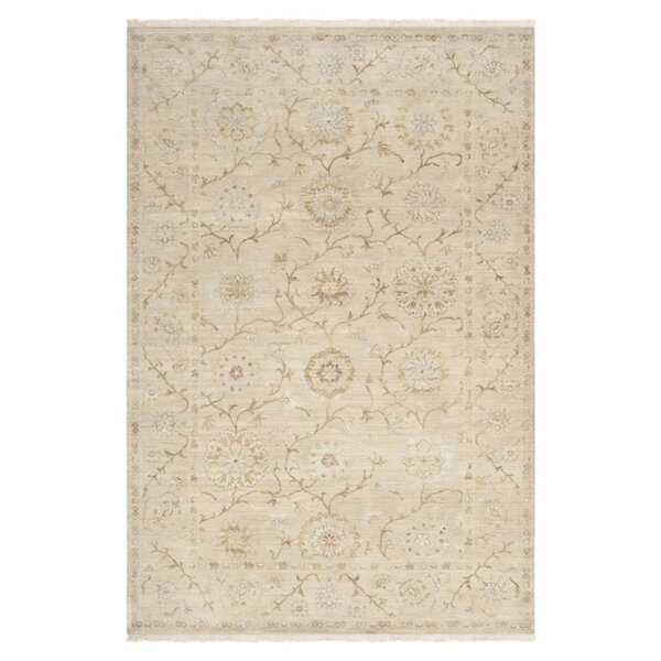 Ellsworth Parchment Area Rug by One Allium Way