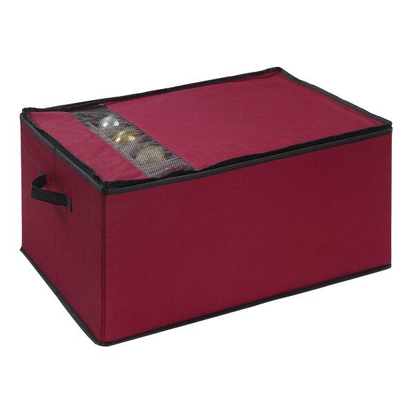 Christmas Ornament Storage Box by Organize It All