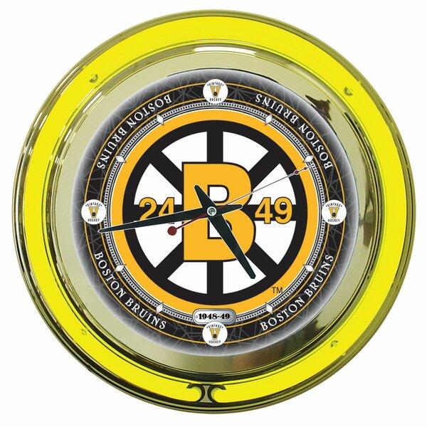 NHL Team 14 Wall Clock by Trademark Global