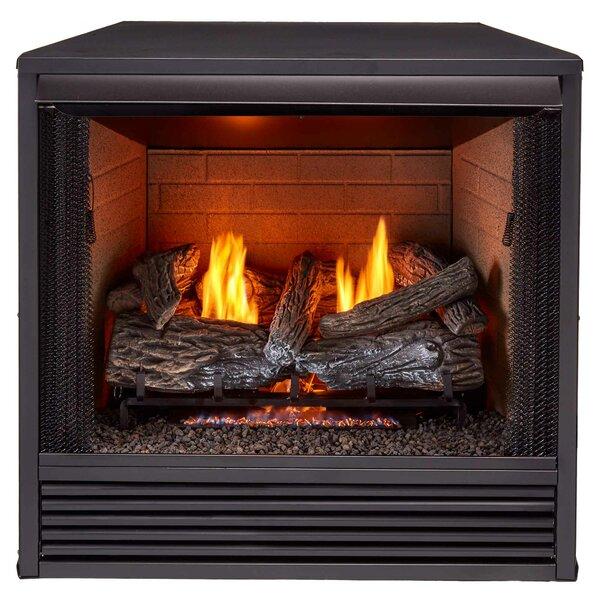 Heating Universal Vent Free Propane/Natura Fireplace Insert By ProCom