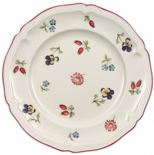 Petite Fleur 6.75 Bread and Butter Plate by Viller